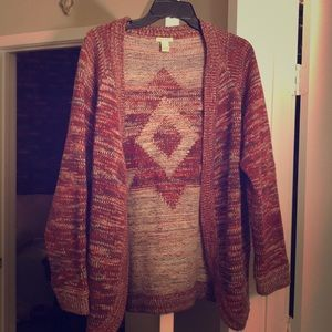 A cute cardigan for fall from Forever 21